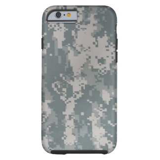 Caso militar del iPhone 6 de Camo Funda De iPhone 6 Tough