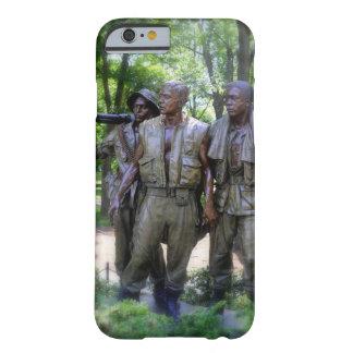 Caso militar del iphone 6 funda de iPhone 6 barely there