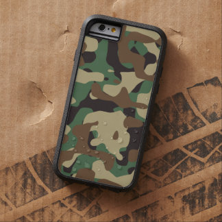 Caso militar duro del iPhone 6 de la protección Funda De iPhone 6 Tough Xtreme
