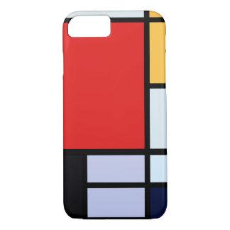 Caso minimalista del iPhone 7 del art déco Funda iPhone 7