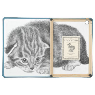 caso minúsculo del Dodo del aire del iPad del gati