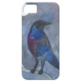 Caso místico del iphone 5 del cuervo iPhone 5 carcasa