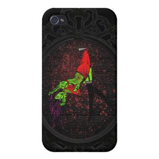 caso modelo del iphone 4/4s del zombi iPhone 4 fundas