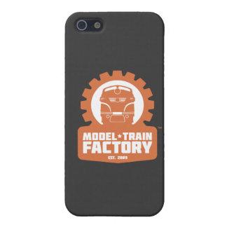 Caso modelo del iPhone 5 de la fábrica del tren iPhone 5 Fundas