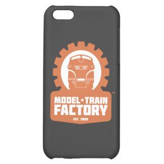 Caso modelo del iPhone 5 de la fábrica del tren