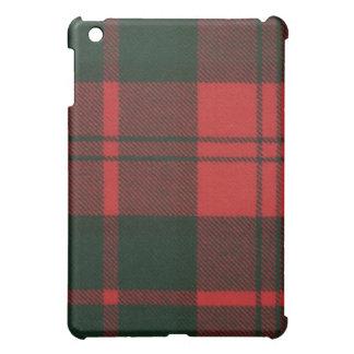 Caso moderno del iPad del tartán de Dunbar