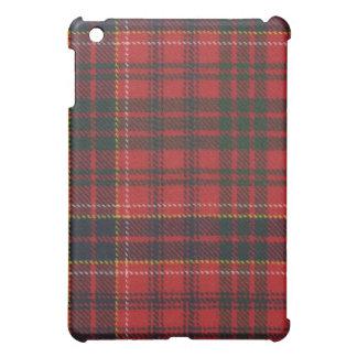 Caso moderno del iPad del tartán de Huntley