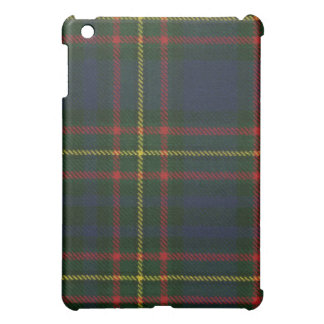 Caso moderno del iPad del tartán de los criados