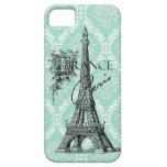 Caso moderno del iphone 5 de la torre Eiffel de Pa iPhone 5 Case-Mate Fundas