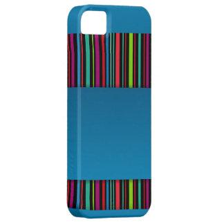 Caso moderno del iPhone 5 de las rayas iPhone 5 Cárcasa