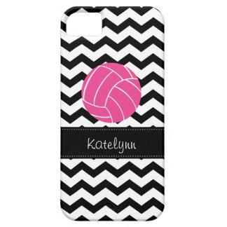 Caso moderno del iPhone 5 del voleibol del zigzag  iPhone 5 Case-Mate Protector