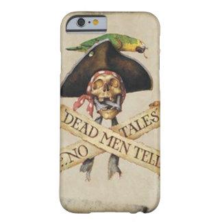 Caso muerto del iPhone 6 del pirata Funda Barely There iPhone 6