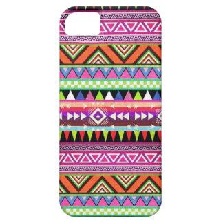 caso multicolor de Navajo del iPhone 5 iPhone 5 Cárcasa