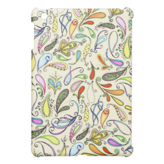 Caso multicolor de Paisley