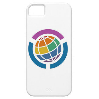 Caso mundial del iPhone del orgullo gay Funda Para iPhone 5 Barely There