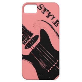 Caso musical del iPhone 5 del estilo libre iPhone 5 Carcasa