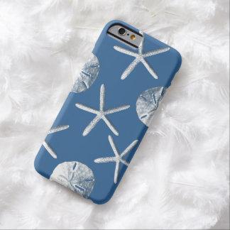 Caso náutico del iPhone 6 de los Seashells de los Funda Barely There iPhone 6