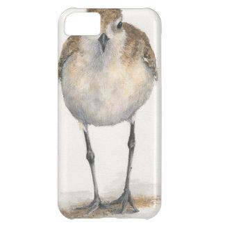 caso Negro-hinchado del iPhone del chorlito--Casam Carcasa iPhone 5C
