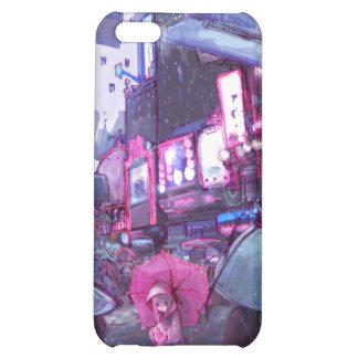 Caso neo de Nueva York para el iPhone 4