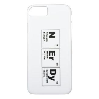 Caso Nerdy del iPhone 7 Funda iPhone 7