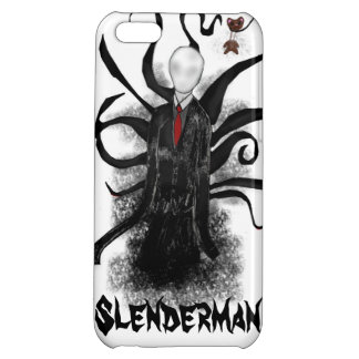 Caso nervioso del iPhone 5 de Slenderman