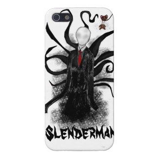 Caso nervioso del iPhone 5 de Slenderman iPhone 5 Protector