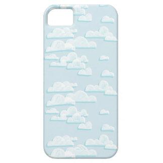 Caso nublado de Iphone 5 del tiempo iPhone 5 Cobertura