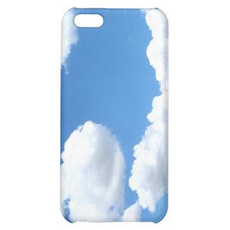 Caso nublado del iPhone 4