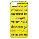 Caso nunca abandonado del iPhone 5 de los ganadore