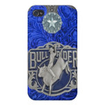 """Caso occidental de IPhone 4 del rodeo del jinete  iPhone 4/4S Funda"