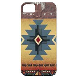 Caso occidental de IPhone 5 de Navajo iPhone 5 Cárcasa