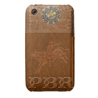 "Caso occidental de ""PBR"" IPhone 3G Funda Para iPhone 3 De Case-Mate"