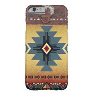 Caso occidental del iPhone 6 de Navajo Funda De iPhone 6 Slim