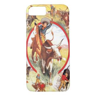 """""""Caso occidental del iPhone 7 de la vaquera del Funda iPhone 7"""