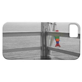Caso oceánico de niebla del iphone 5 de la visión funda para iPhone SE/5/5s