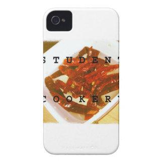 Caso oficial del iPhone 4 de la cocina del estudia Case-Mate iPhone 4 Carcasas