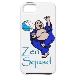 Caso oficial del iPhone 5/5S del pelotón del zen iPhone 5 Cárcasa