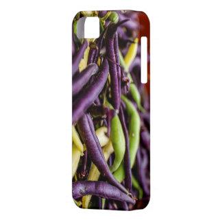 Caso orgánico del iPhone 5 de la haba Funda Para iPhone 5 Barely There
