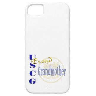 Caso orgulloso de IPhone 5 de la abuela de USCG Funda Para iPhone SE/5/5s