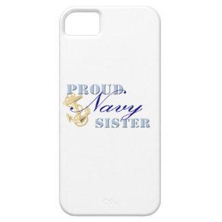 Caso orgulloso de IPhone 5 de la hermana de la mar iPhone 5 Coberturas
