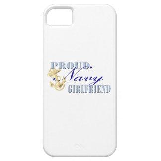 Caso orgulloso de IPhone 5 de la novia de la marin iPhone 5 Carcasa