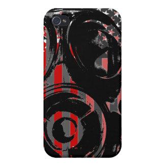 Caso original de Iphone del arte de Facepalm iPhone 4/4S Carcasa