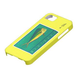 Caso original del iPhone 5 de Mahi-Mahi iPhone 5 Carcasas