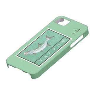 Caso original del iPhone 5 del tarpón iPhone 5 Case-Mate Cárcasas