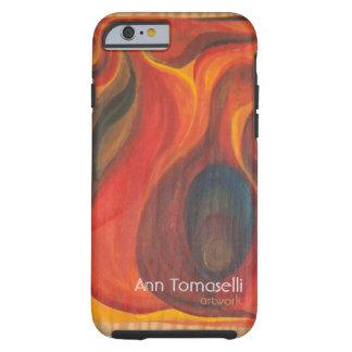 "Caso original del iPhone 6 de la ""ameba"" de Ana Funda Para iPhone 6 Tough"