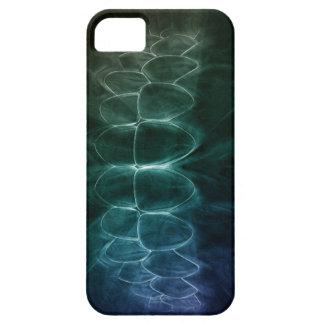 Caso original del iPhone de los dientes del iPhone 5 Carcasa