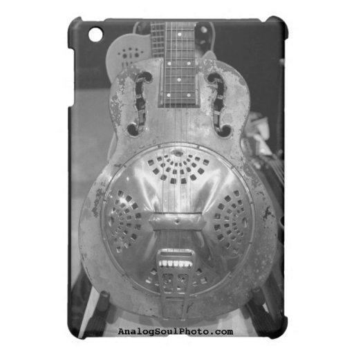 Caso oxidado de Hardshell del iPad del resonador