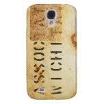 Caso oxidado del iPhone 3G/3GS de la textura 4 del
