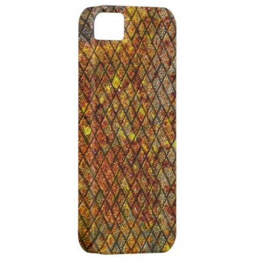 Caso oxidado del iPhone 5 del metal iPhone 5 Cárcasas