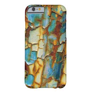 Caso oxidado del iPhone 6 de la pintura Funda De iPhone 6 Barely There
